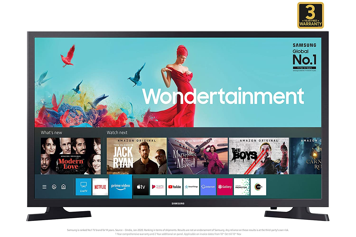 Samsung LED Smart TV