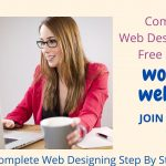 Complete Web Design Course Free