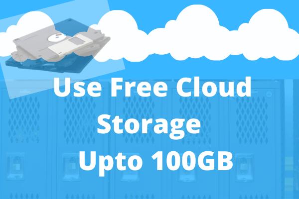 Free Cloud Storage Services