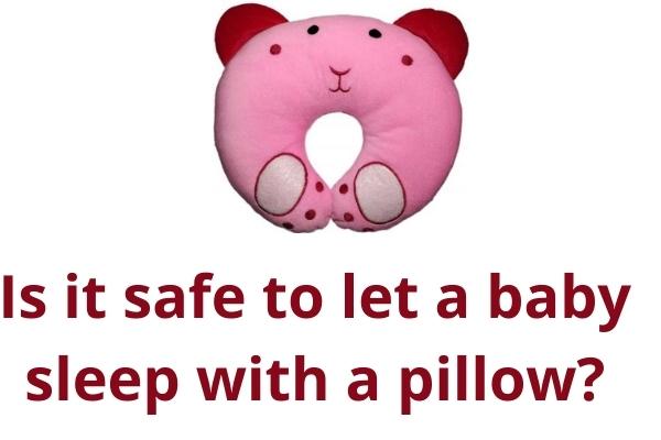 Best Baby Pillow for Newborn